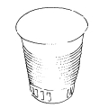 01549-cup-plastic-disposable